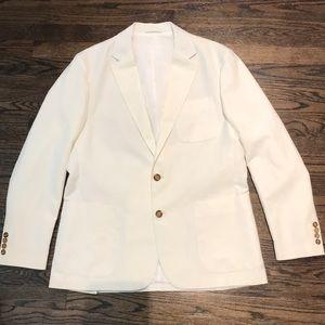 Peter Millar Linen Coat